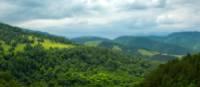 Rolling hills of Dilijan