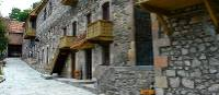 Stone architecture of Dilijan