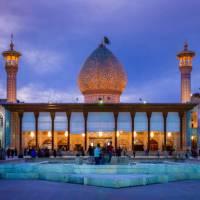 Shah Cheragh Mosque in Shiraz | Richard I'Anson