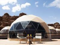 Martian Dome Tent external views