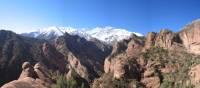 Inspiring views from Kichik Alay Range