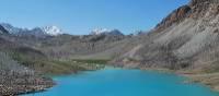 Stunning view of Chasin Lake