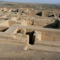 Ancient ruins of Nisa, Turkmenistan | Kathy Kostos
