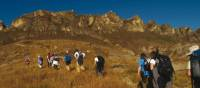 Charity group trekking to Great Wall | Ken Collins