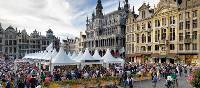 Brussels main square during a beer festival | Milo Profi