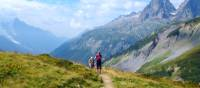 Coming up to Col de Balme on the Tour de Mont Blanc | Bren Dorman
