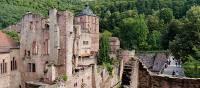 Marvel at the world-famous Heidelberg Castle ruins