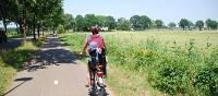 Cycling with the kids in Holland is made more comfortable thanks to the flat landscape | Vicki Wasilewska Fletcher