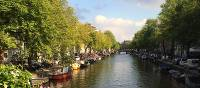 Canal in Amsterdam | Hilary Delbridge