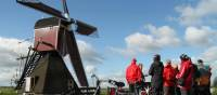 Learn about windmills and more on a guided cycling trip | Richard Tulloch