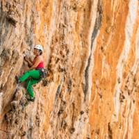 Climbers exploring new heights in Sicily 'On the Rocks' with Monique Forestier | Simon Carter