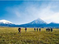 Kamchatka is a land characterized by vast wilderness, turquoise volcanic lakes and rare flowering plants of indescribably beauty |  <i>Sue Fear</i>