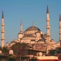 The beautiful 'Blue Mosque' in Istanbul, Turkey | Ian Williams