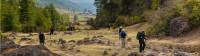 Trekking the picturesque landscape of Bhutan |  <i>Richard I'Anson</i>