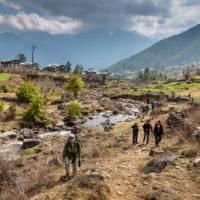 Walk through picturesque Bhutanese landscape in the Paro Valley | Richard I'Anson