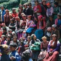 Local Tamang people in the Langtang region of Nepal | Robin Boustead