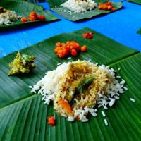 Traditionally served delicacies of South India | Sue Badyari