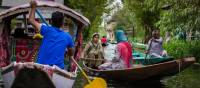 Bustling life on Dal Lake, Kashmir | Richard I'Anson