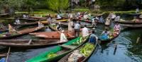 Life on Dal Lake, Kashmir | Richard I'Anson