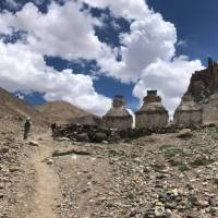 Ladakh is also known as Little Tibet, and you can see why when trekking in the Markha Valley | Brad Atwal