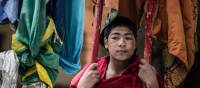 Young monk in Ladakh | Richard I'Anson