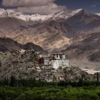 Spectacular views of Leh in the Indian Himalaya | Richard I'Anson