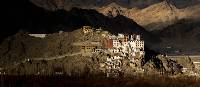 Spiti Monastery with the Ladakh Range towering behind | Richard I'Anson