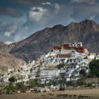 The spectacular Thiksay Monastery near Leh, Ladakh | Richard I'Anson