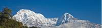 Clear views of Annapurna South |  <i>Peter Walton</i>