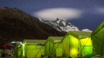 Connect with the mountains and stars at our exclusive eco-comfort camps. | Dan Cassar