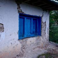 Earthquake damage at Lura School, Solukhumbu Nepal |  <i>Soren Kruse Ledet</i>