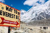 On the right track to Everest Base Camp |  <i>Scott Richardson</i>