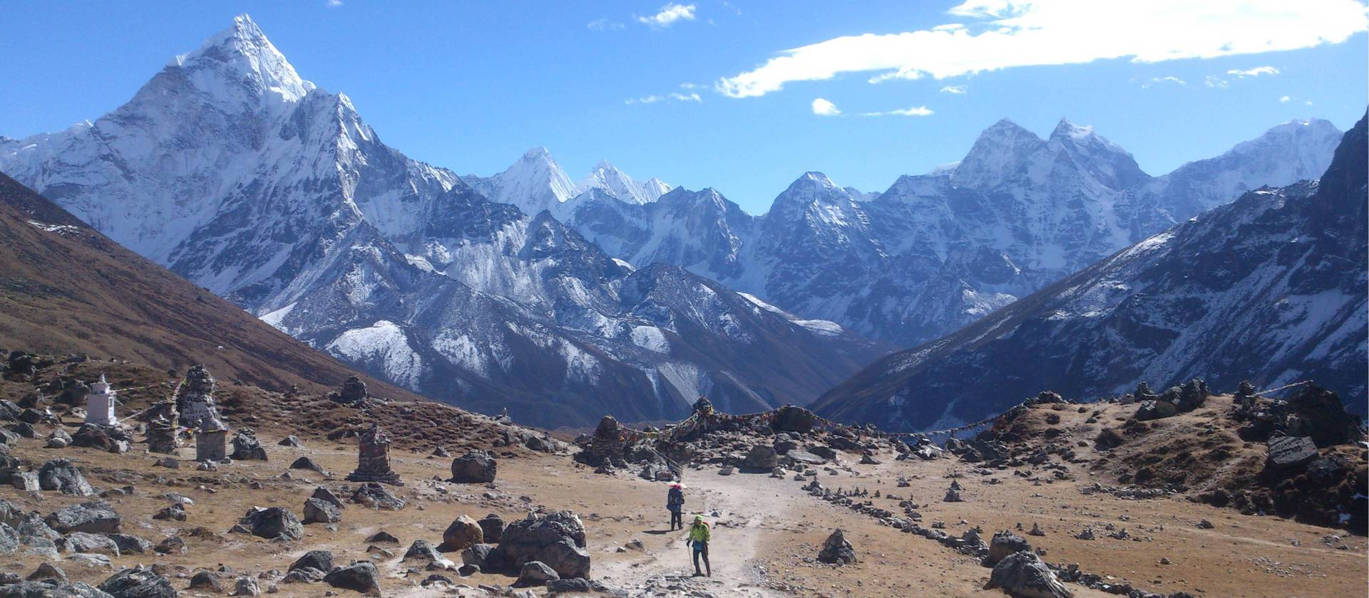 Going back down from Everest Base Camp  1bf985baeae7d