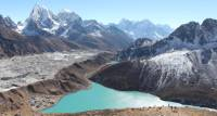 Incredible views of some of Nepal's highest peaks from Gokyo Ri |  <i>Ayla Rowe</i>