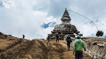 Trekking the trails of Nepal's Everest region | Mark Tipple