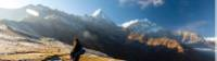Trekking up and over Kopra Ridge in the Annapurna region |  <i>Joe Kennedy</i>