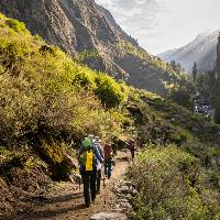 Trekking the foothills in Western Nepal |  <i>Lachlan Gardiner</i>
