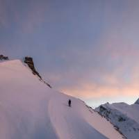Sunrise during an exploratory expedition in the Himalaya | Lachlan Gardiner