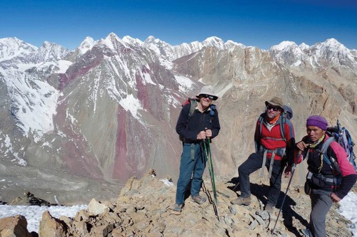 View across the Tibet Nepal border, Far West Nepal&#160;-&#160;<i>Photo:&#160;Tim Macartney Snape</i>