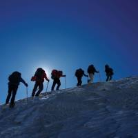 Trekking up the mighty Pachermo | Tim Macartney-Snape