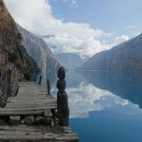 Phoksundo Lake in Upper Dolpo | Bill Quinlan