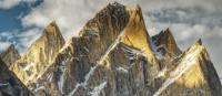 Trek in the Karakoram to see peaks like the Cathedral Group | Michael Grimwade