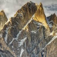 Trek in the Karakoram to see peaks like the Cathedral Group | Michael Grimwade