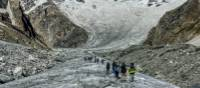 Trekking on the Gondogoro Glacier in Pakistan | Michael Grimwade