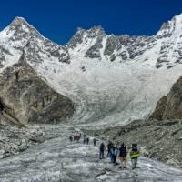 Trekking on the Gondogoro Glacier in Pakistan | Michael Grimwade