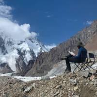 Taking time out to enjoy the magical Karakoram views | Soren Kruse Ledet