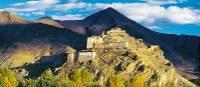 Dzong at Gyantse | Richard I'Anson