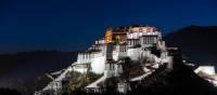 Beautiful views of Potala Palace Tibet | Richard I'Anson