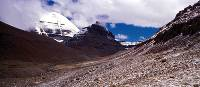 The south face of sacred Mount Kailash | Jamie Williams