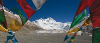 Mt Everest's majestic north face, Chomolongma viewed from Tibet | G. Craig Holmes